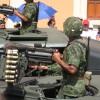 112 personas detenidas por Ejército en Oaxaca