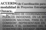 Aplican al menos 860 MDP para Obras en Oaxaca