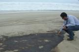 CNDH inicia queja de oficio por derrame de petróleo en Salina Cruz