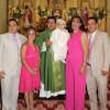 Celebran bautizo de Arantza Sifuentes Osorio