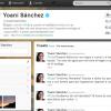 Hace 10 minutos (20:03pm) fue liberada Yoani Sánchez en Cuba