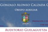 Gonzalo Alonso Calzada, será ordenado Obispo Auxiliar de Antequera-Oaxaca