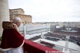 Benedicto XVI renuncia al ministerio de Obispo de Roma