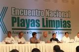 """Entregan certificación """"Blue Flag"""" a playas limpias de México"""