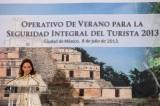 Inicia Operativo de Verano para Seguridad Integral de Turistas 2013