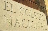 Colegio Nacional, 70 años de enriquecer la cultura de México