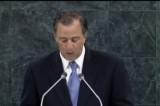Mensaje íntegro de Canciller de México Jose Antonio Meade en Naciones Unidas