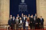 25/Oct/13 11:30 En Vivo: Ceremonia de Entrega Premio Príncipe de Asturias 2013