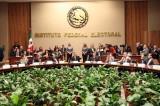 4/Abr/14 11:00 En vivo: Última sesión para el cierre administrativo y jurídico del IFE