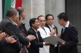 Sergio Aguilar recibe Premio Estatal de Investigación en Salud