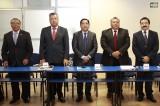 Se presenta la Ley de Educación Superior del Estado de Oaxaca en el pleno de Rectores