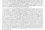 Carta íntegra de Rubén Leyva, Zárate y Villalobos a Francisco Toledo