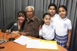 Escucha a los niños Emily, Alejandra y Javier; Ana Luz Ramos y Emilio Cordero en Todo Oaxaca Radio 17/Dic/13