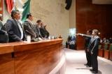 Mesa Directiva provisional nombra Oficial Mayor, Tesorero y Contralor en Legislatura de Oaxaca