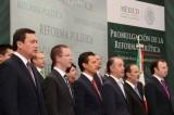 Inicia etapa de transición de PGR e IFE, tras reforma político-electoral
