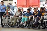 Indígenas con discapacidad