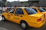Taxis deberán utilizar color amarillo para identificarse como metropolitanos