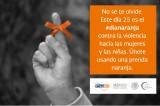 """Implementa Poder Judicial """"Día Naranja"""" contra violencia hacia las mujeres"""