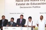 CNTE-Gobierno: ¿nueva ley será irrelevante?