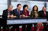 Tren Interurbano México-Toluca operará hasta diciembre de 2017