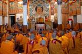 El verdadero propósito de la vida es ser feliz: Dalái Lama