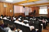 Participan estudiantes de medicina en jornadas médicas de parasitología