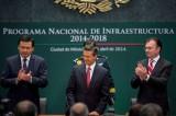 Se generarán 350 mil empleos con Programa Nacional de Infraestructura: Luis Videgaray