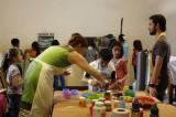 Viernes 11/Abr/14 19:00 Inauguración de la exposición Molly Rausch: stamp artist