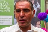 Emilio De Leo a CORTV; Felipe Reyna, a Protección Civil: Gabino Cué