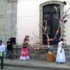 """Se instala """"árbol de la vida"""", a favor de la diversidad sexual en Oaxaca"""