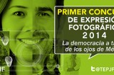 """Convocan a participar en 1º concurso de fotografía """"La democracia a través de los ojos de México"""""""