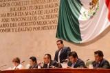 Demandan diputados a Gabino Cué cumplir su papel de garante, luego de marchas de S-22