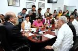 Oaxaca, sede de reuniones sobre acceso a recursos públicos