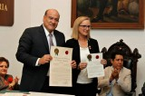 Ratifican hermanamiento entre Oaxaca de Juárez y Palo Alto, California