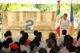 Rinde Martínez Helmes su segundo informe de actividades