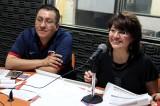 Escucha a Suhail Suárez, Heriberto Hernández y Lizette Santiago en Todo Oaxaca Radio 24/Jun/14
