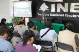 EN DIRECTO 26/Ago/2014 10:00 h: Ciclo de talleres para periodistas sobre la Reforma Político Electoral