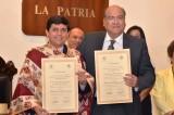 Oaxaca y Santa Cruz, Chile, ciudades hermanas; aquí discurso