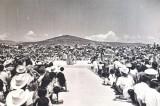"""Video: Imágenes del """"Lunes del Cerro"""" en 1950"""