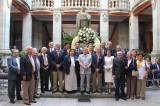 Rinden homenaje a Benito Juárez por su 142 aniversario luctuoso