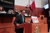 Juárez vive con la izquierda mexicana: Robles Montoya