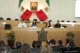 Presentan en Poder Judicial curso virtual en Derechos Humanos