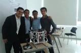 Crean robot subacuático para inspeccionar los arrecifes de México