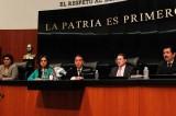 5/Ago/2014 En Vivo: Sesión Extraordinaria del Senado de la República