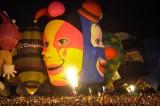 Introducción al Festival Internacional del Globo en León, Guanajuato