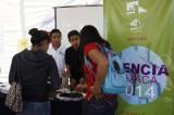 Estufas solares entre proyectos de universitarios en Expo-Ciencia