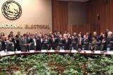Banderazo de salida a Proceso Electoral 2014-2015