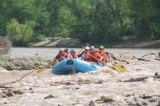 Cuatro escenarios para rafting en Huatulco