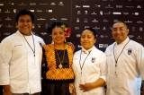 Alumnos oaxaqueños en El saber del sabor 2014