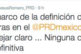 """Elecciones 2015: """"Carol tiene oportunidad de sentar una nueva visión"""": Jesús Romero"""
